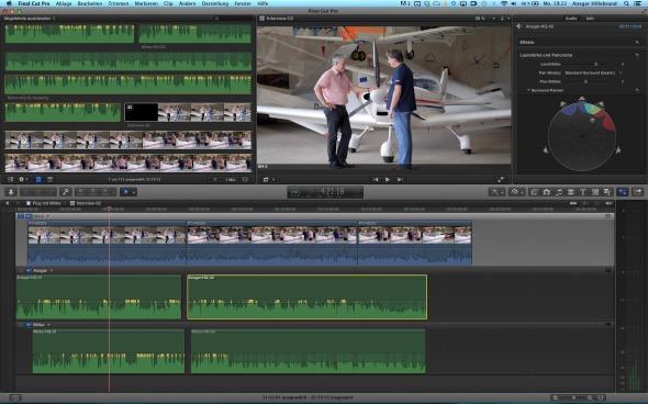 Multicam-Editing