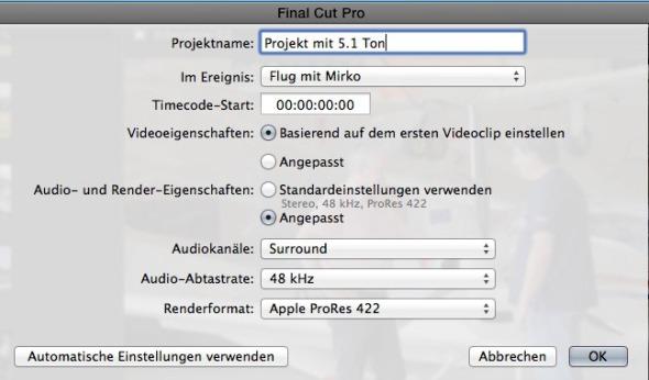 Surround-Sound-Project