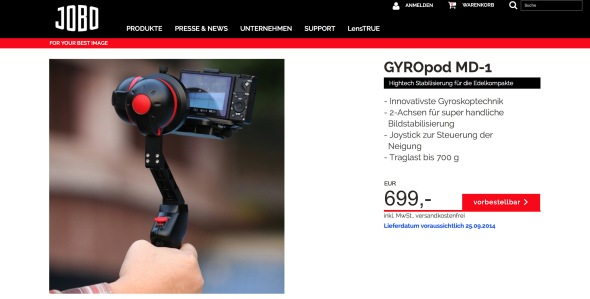 Jobo-GyroPod-MD1