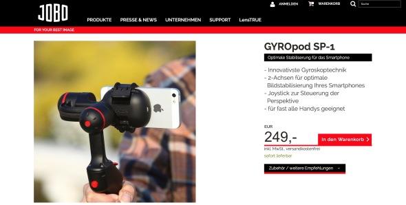 Jobo-GyroPod-SP1