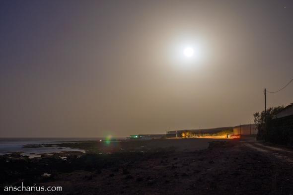 Punta del Hidalgo Coastline