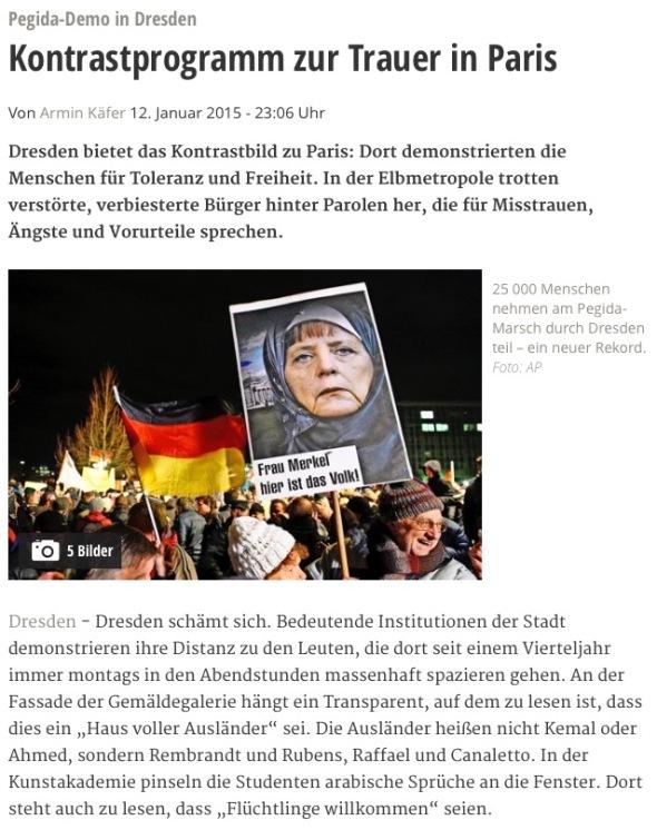 Pegida-Merkel