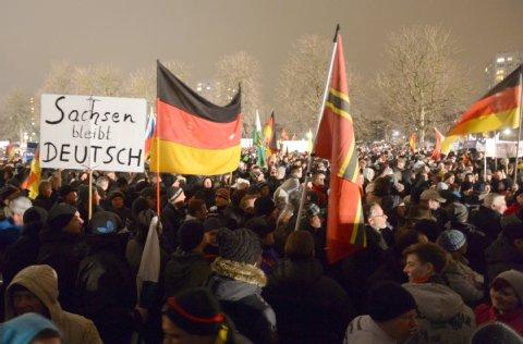 Pegida-Sachsen