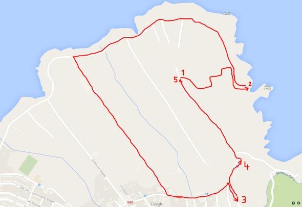 Punta-Hidalgo-Hike