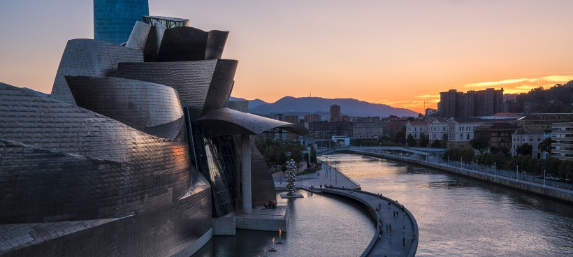 Bilbao, Guggenheim Museum, 100 Days of Freedom