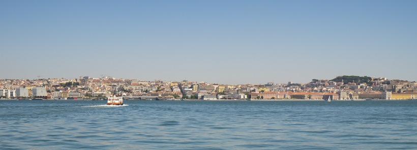 100 Days of Freedom, Lissabon, Reise, Motorrad, Motorradtour