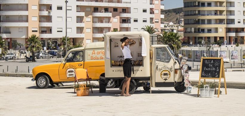 Lisboa, Lissabon, 100 Days of Freedom, Motorrad, Abenteuer, BMW, Motorradreise