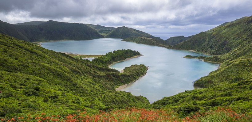 Azoren, 100 Days of Freedom, Motorrad, Abenteuer, Fuji, Sao Miguel, BMW, Motorradreise