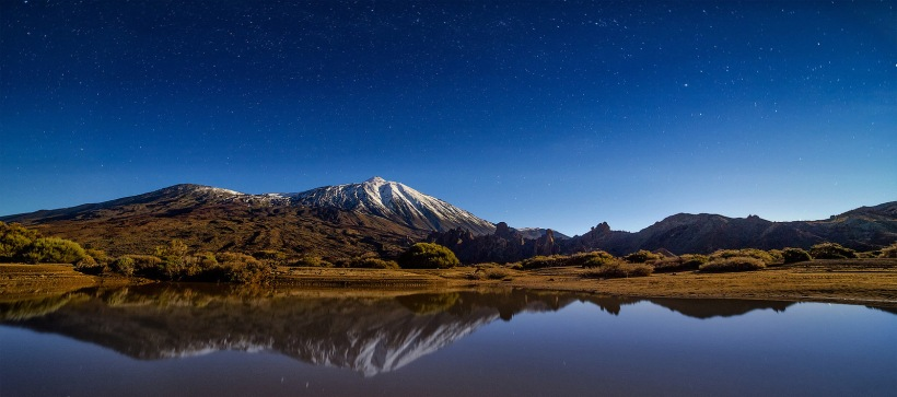 Pico del Teide, Teneriffa, Kanarische Inseln, Nikon, Fotografie, Photography, Milchstraße, Canadas del Teide, 100 Days of Freedom