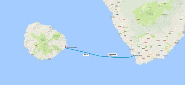 Teneriffa, La Gomera, Armas, Navierra Armas, Fred Olsen, Los Christianos, Ferry, Fähre, 100 Days of Freedom