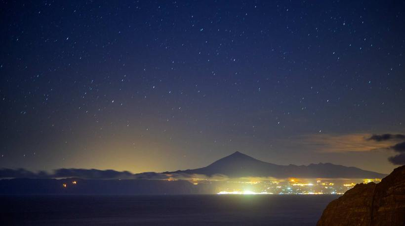 100 Days of Freedom, La Gomera, Nachthimmel, Teneriffa, Motorrad, Reise, Abenteuer, Fotografie, Fujifilm, Fuji, Nikon, Canon, Sony, Milchstrasse