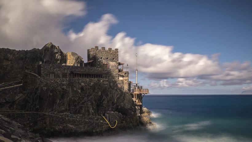 Castillo del Mar, 100 Days of Freedom, La Gomera