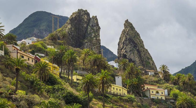 Hermigua, Castillo del Mar, 100 Days of Freedom - Das große Motorradabenteuer