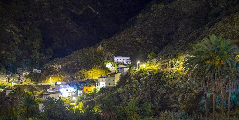 100 Days of Freedom - Tag 100 - Hermigua - La Gomera - Motorradreise BMW Abenteuer