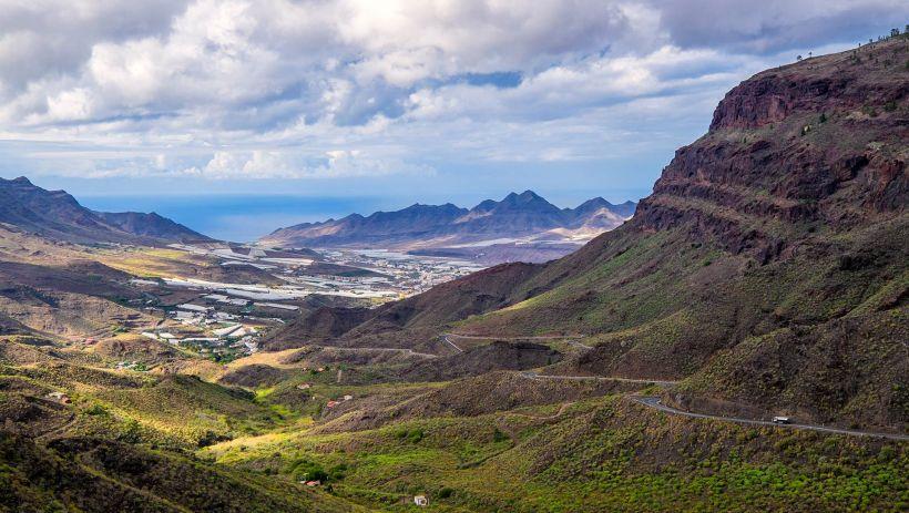 100 Days of Freedom - Tag 100 - Hermigua - Gran Canaria - Motorradreise BMW Abenteuer