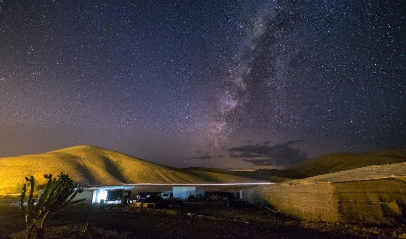 Motorrad, Reisen, Abenteuer, Kanaren, Fuerteventura
